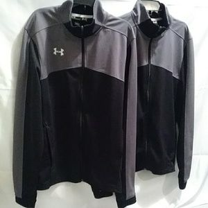 Under Armour 2) Jackets
